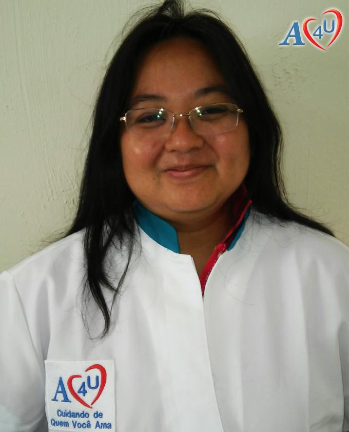 Ana Nakamura – Instrutora de Tecnologia Assistida