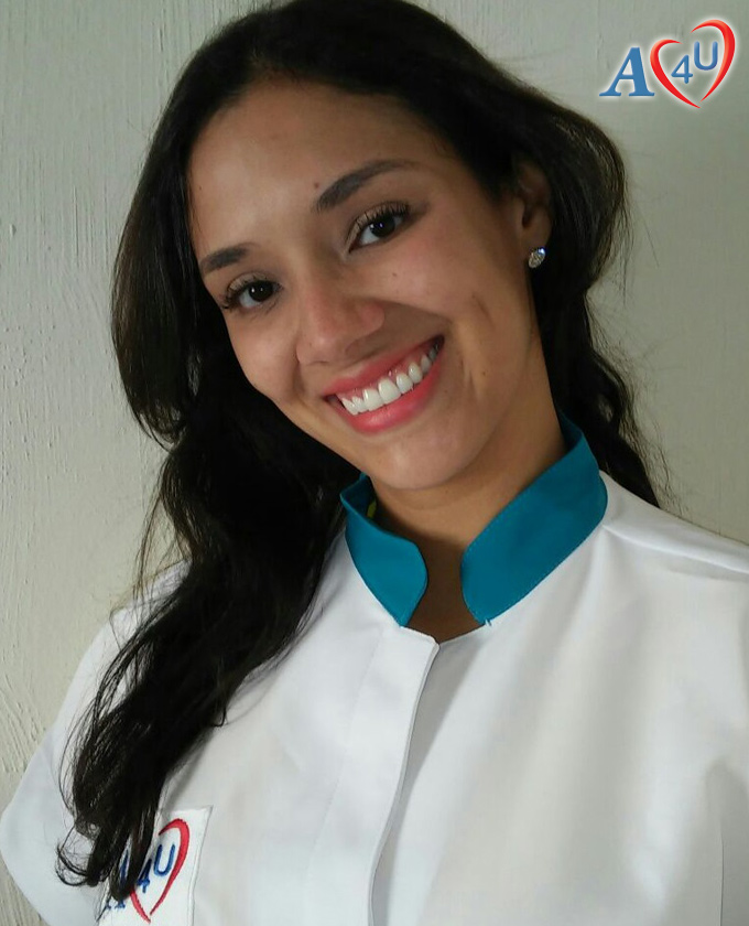 Mayara Rodrigues Chagas da Silva - Fisioterapeuta