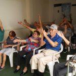 O trabalho do Lian Gong com idosos
